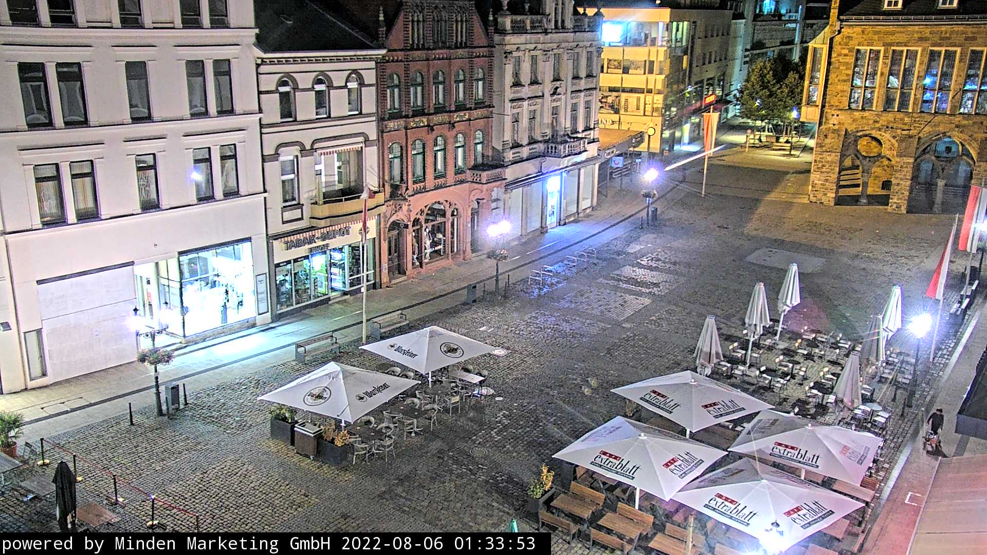 Webcam in Minden